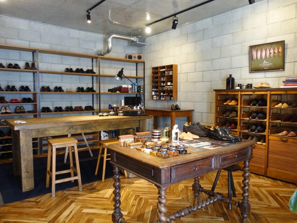 靴専門店 福岡